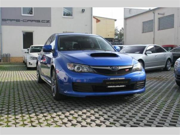 Subaru Impreza 2.5 WRX STI, SERVISKA, ZÁRUKA, foto 1 Auto – moto , Automobily | spěcháto.cz - bazar, inzerce zdarma