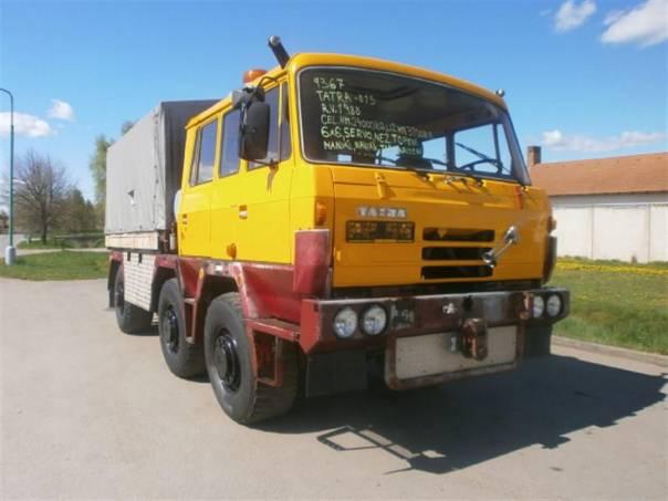 T815 TP 6x6 (ID 9367), foto 1 Užitkové a nákladní vozy, Nad 7,5 t | spěcháto.cz - bazar, inzerce zdarma