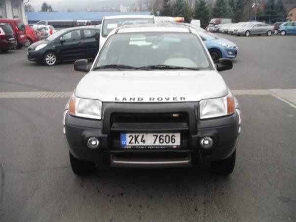 Land Rover Freelander 1.8 16V, foto 1 Auto – moto , Automobily | spěcháto.cz - bazar, inzerce zdarma