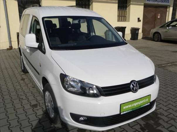 Volkswagen Caddy 2.0 CNG  Trendline, foto 1 Auto – moto , Automobily | spěcháto.cz - bazar, inzerce zdarma