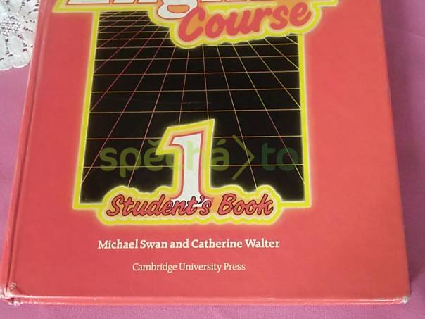 The Cambridge English Course, foto 1 Hobby, volný čas, Knihy | spěcháto.cz - bazar, inzerce zdarma