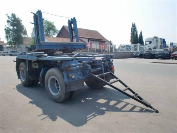 OPLENOVÝ PŘÍVĚS (ID 8977), foto 1 Užitkové a nákladní vozy, Přívěsy a návěsy | spěcháto.cz - bazar, inzerce zdarma