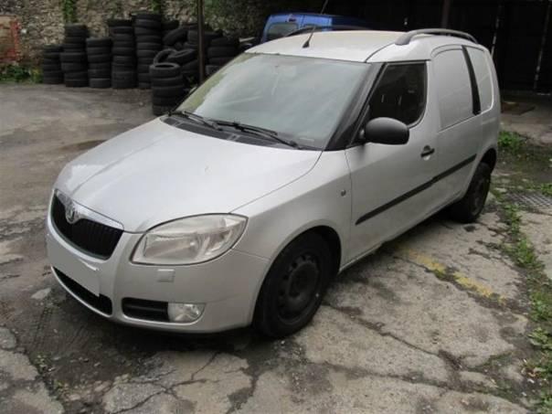 Škoda Praktik 1.4TDi 51kW KLIMA,ČR, SERVISKA, foto 1 Užitkové a nákladní vozy, Do 7,5 t | spěcháto.cz - bazar, inzerce zdarma