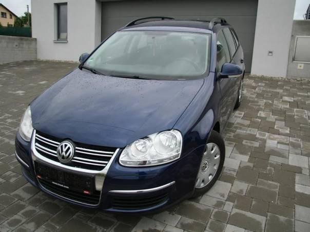 Volkswagen Golf Variant 1.9 tdi servis VW, navi, klima, foto 1 Auto – moto , Automobily | spěcháto.cz - bazar, inzerce zdarma