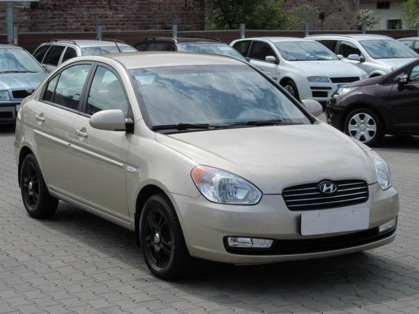 Hyundai Accent  1.5 CRDi, ČR, klimatizace, foto 1 Auto – moto , Automobily | spěcháto.cz - bazar, inzerce zdarma