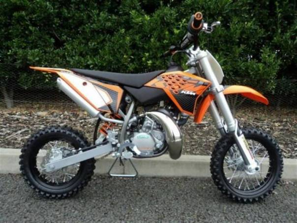 50 SX Pro Junior LC, foto 1 Auto – moto , Motocykly a čtyřkolky | spěcháto.cz - bazar, inzerce zdarma