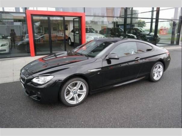 BMW Řada 6 640xd Coupe M-paket JAKO NOVÉ, foto 1 Auto – moto , Automobily | spěcháto.cz - bazar, inzerce zdarma
