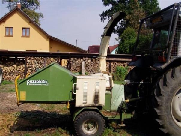 štěpkovač PEZZOLATO PZ 190, foto 1 Pracovní a zemědělské stroje, Pracovní stroje | spěcháto.cz - bazar, inzerce zdarma