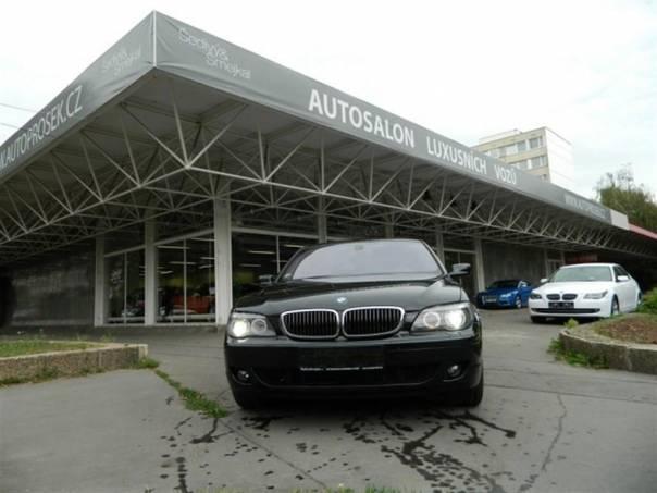 BMW Řada 7 750Li TOP STAV,SERVISOVÁNO, foto 1 Auto – moto , Automobily | spěcháto.cz - bazar, inzerce zdarma