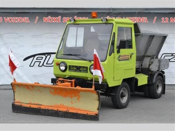 Multicar M 25 2.0 D* sypač *, foto 1 Užitkové a nákladní vozy, Do 7,5 t | spěcháto.cz - bazar, inzerce zdarma