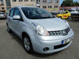 Nissan Note 1,4i Klima ČR , Auto – moto , Automobily  | spěcháto.cz - bazar, inzerce zdarma