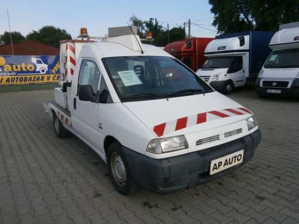 Fiat Scudo PLOŠINA 8M 2.0JTD, foto 1 Užitkové a nákladní vozy, Do 7,5 t | spěcháto.cz - bazar, inzerce zdarma