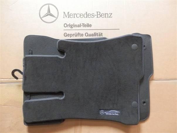 Mercedes-Benz Třída S Sada 4 ks koberečků pro S W221., foto 1 Náhradní díly a příslušenství, Osobní vozy | spěcháto.cz - bazar, inzerce zdarma