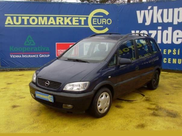 Opel Zafira 1.8, foto 1 Auto – moto , Automobily | spěcháto.cz - bazar, inzerce zdarma