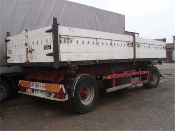 AWE 18 P, foto 1 Užitkové a nákladní vozy, Přívěsy a návěsy | spěcháto.cz - bazar, inzerce zdarma
