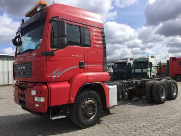 MAN  33.480 6x4, šasi, foto 1 Užitkové a nákladní vozy, Nad 7,5 t | spěcháto.cz - bazar, inzerce zdarma
