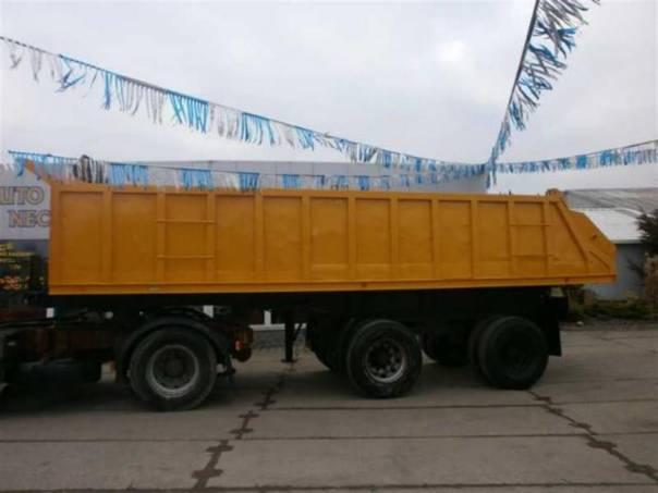 Vyklápěcí návěs UTVA  PP 30 K1, foto 1 Užitkové a nákladní vozy, Přívěsy a návěsy | spěcháto.cz - bazar, inzerce zdarma