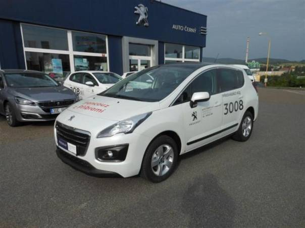 Peugeot 3008 ACTIVE 1.6 HDi 115k - DEMO, foto 1 Auto – moto , Automobily | spěcháto.cz - bazar, inzerce zdarma