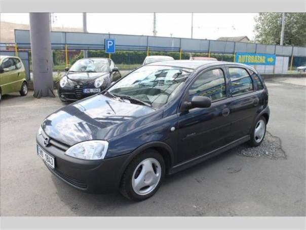 Opel Corsa 1.2 i KLIMA, foto 1 Auto – moto , Automobily | spěcháto.cz - bazar, inzerce zdarma