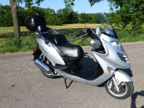 Kymco  , foto 1 Auto – moto , Motocykly a čtyřkolky | spěcháto.cz - bazar, inzerce zdarma