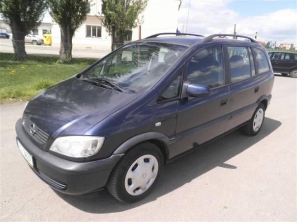 Opel Zafira 2,0 DTI, foto 1 Auto – moto , Automobily | spěcháto.cz - bazar, inzerce zdarma
