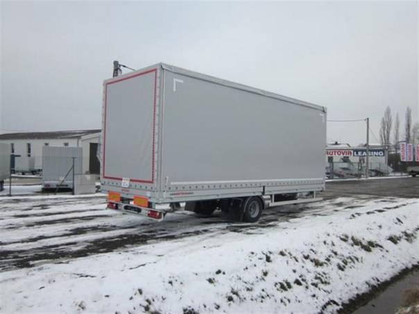 AVG 4,49t 7,40/2,48/3,06, foto 1 Užitkové a nákladní vozy, Přívěsy a návěsy | spěcháto.cz - bazar, inzerce zdarma