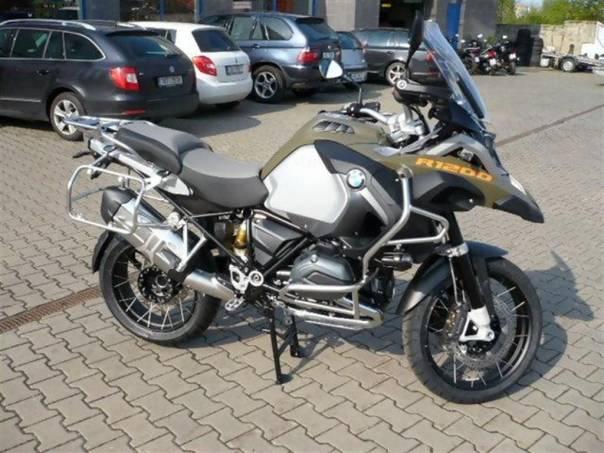 R 1200 GS LC ADVENTURE 2015 SKLADEM, foto 1 Auto – moto , Motocykly a čtyřkolky | spěcháto.cz - bazar, inzerce zdarma