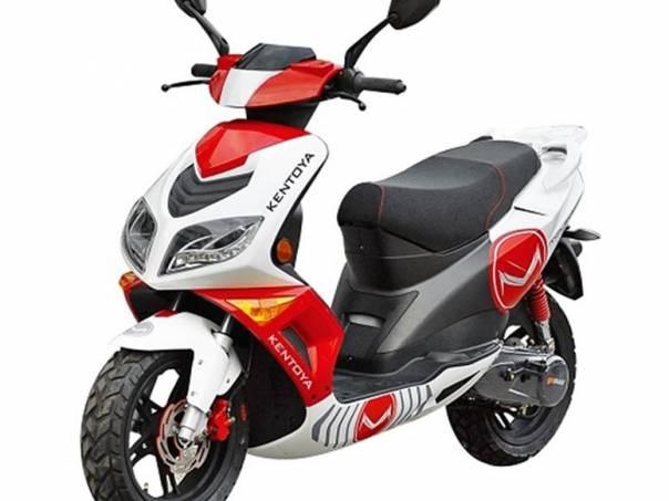 FEVER 125ccm 4T, foto 1 Auto – moto , Motocykly a čtyřkolky | spěcháto.cz - bazar, inzerce zdarma
