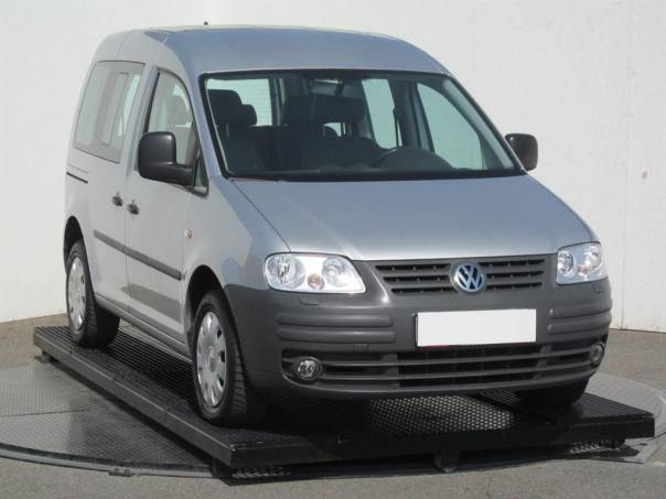 Volkswagen Caddy  1.9 TDI, Serv.kniha, foto 1 Užitkové a nákladní vozy, Do 7,5 t | spěcháto.cz - bazar, inzerce zdarma