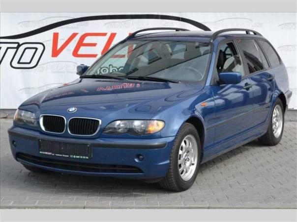 BMW Řada 3 318d*digiklima*tempomat*servis, foto 1 Auto – moto , Automobily   spěcháto.cz - bazar, inzerce zdarma