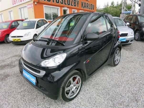 Smart Fortwo 1.0 52kW,klima,serv.k. , foto 1 Auto – moto , Automobily | spěcháto.cz - bazar, inzerce zdarma