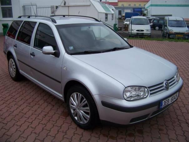 Volkswagen Golf Variant 1.9/81 kW, foto 1 Auto – moto , Automobily | spěcháto.cz - bazar, inzerce zdarma
