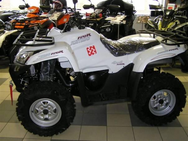 SMC  JUMBO 720, foto 1 Auto – moto , Motocykly a čtyřkolky | spěcháto.cz - bazar, inzerce zdarma