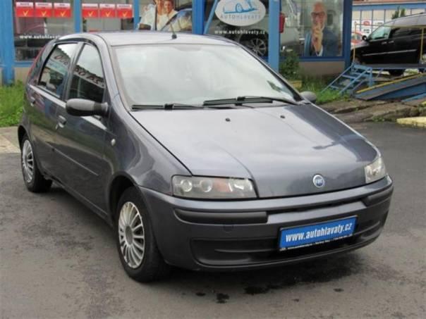 Fiat Punto 1.9 JTD, foto 1 Auto – moto , Automobily | spěcháto.cz - bazar, inzerce zdarma