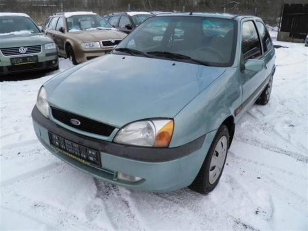 Ford Fiesta 1.25i ALUKLIMA, foto 1 Auto – moto , Automobily | spěcháto.cz - bazar, inzerce zdarma