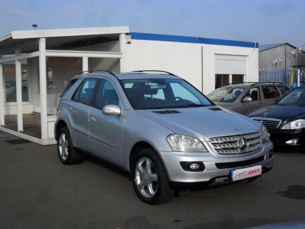 Mercedes-Benz Třída ML ML 320 CDI SPORT, 4 MATIC, foto 1 Auto – moto , Automobily | spěcháto.cz - bazar, inzerce zdarma