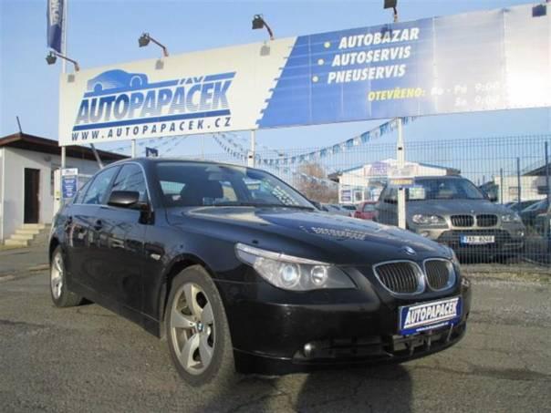 BMW Řada 5 530d ČR 1.Maj.Navi.Aut., foto 1 Auto – moto , Automobily | spěcháto.cz - bazar, inzerce zdarma