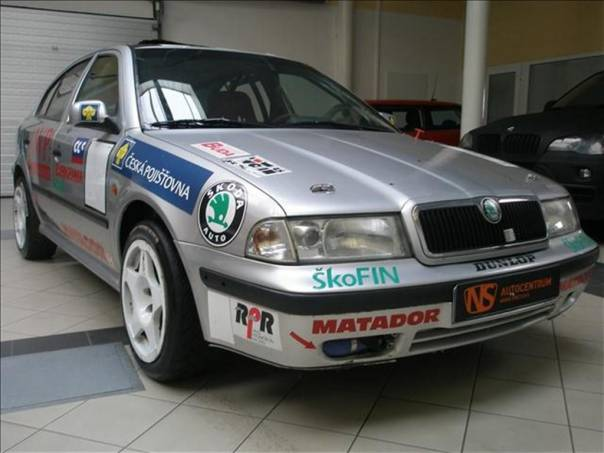 Škoda Octavia 1,8 TURBO  závodní speciál, foto 1 Auto – moto , Automobily   spěcháto.cz - bazar, inzerce zdarma
