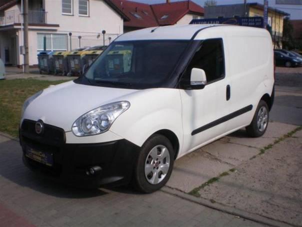 Fiat Dobló cargo 1,6JTD-77KW-KLIMATIZACE, foto 1 Užitkové a nákladní vozy, Do 7,5 t | spěcháto.cz - bazar, inzerce zdarma