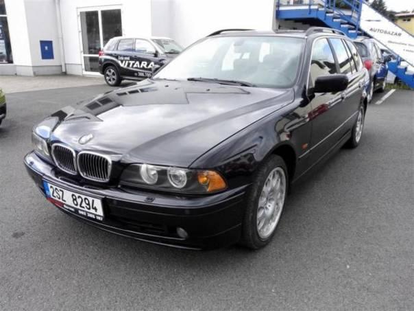 BMW Řada 5 525d navi + xenon + kůže, foto 1 Auto – moto , Automobily | spěcháto.cz - bazar, inzerce zdarma