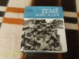 Země bohů a lidí - pohledy do řeckého dávnověků , Hobby, volný čas, Knihy  | spěcháto.cz - bazar, inzerce zdarma