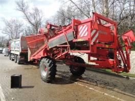 HOLMER RRL 200 LS čistička a nakladačka repy , Pracovní a zemědělské stroje, Pracovní stroje  | spěcháto.cz - bazar, inzerce zdarma