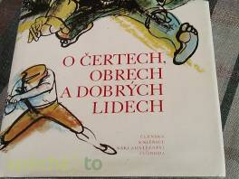 O čertech, obrech a dobrých lidech , Hobby, volný čas, Knihy  | spěcháto.cz - bazar, inzerce zdarma