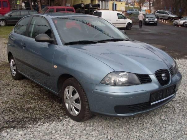 Seat Ibiza 1.4 16V klima, serviska, foto 1 Auto – moto , Automobily | spěcháto.cz - bazar, inzerce zdarma