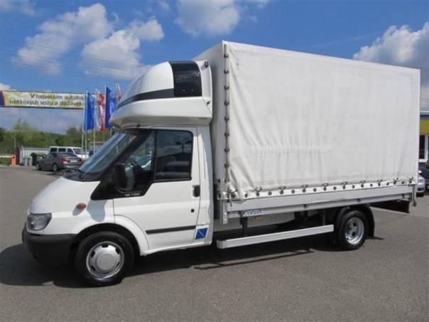 Ford Transit 2.4TDDi 101kw valník SPANÍ, foto 1 Užitkové a nákladní vozy, Do 7,5 t | spěcháto.cz - bazar, inzerce zdarma