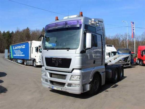 TGX 33.540 6X4 BLS HYDRAULIKA, RETARDER, foto 1 Užitkové a nákladní vozy, Nad 7,5 t | spěcháto.cz - bazar, inzerce zdarma
