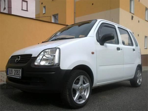 Opel Agila R.V. 2003 NAJETO 99000 Km, KOUPENO NOVE V ČR, DRUH, foto 1 Auto – moto , Automobily | spěcháto.cz - bazar, inzerce zdarma