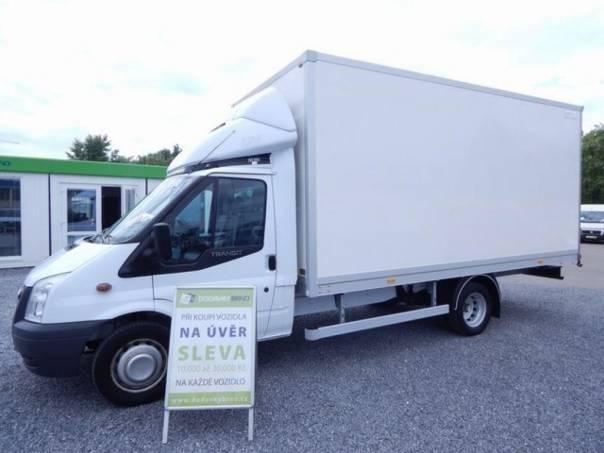 Ford Transit MAXI SKŘÍŇ DO 3,5T DVOUMONTÁŽ KLIMA, foto 1 Užitkové a nákladní vozy, Do 7,5 t | spěcháto.cz - bazar, inzerce zdarma