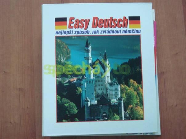 Easy Deutch, foto 1 Hobby, volný čas, Knihy | spěcháto.cz - bazar, inzerce zdarma