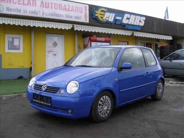 Volkswagen Lupo 1.4 SERVO,KLIMATIZACE, 16V, foto 1 Auto – moto , Automobily | spěcháto.cz - bazar, inzerce zdarma